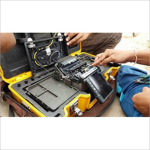 Fiber Optic Cable Splicing Service