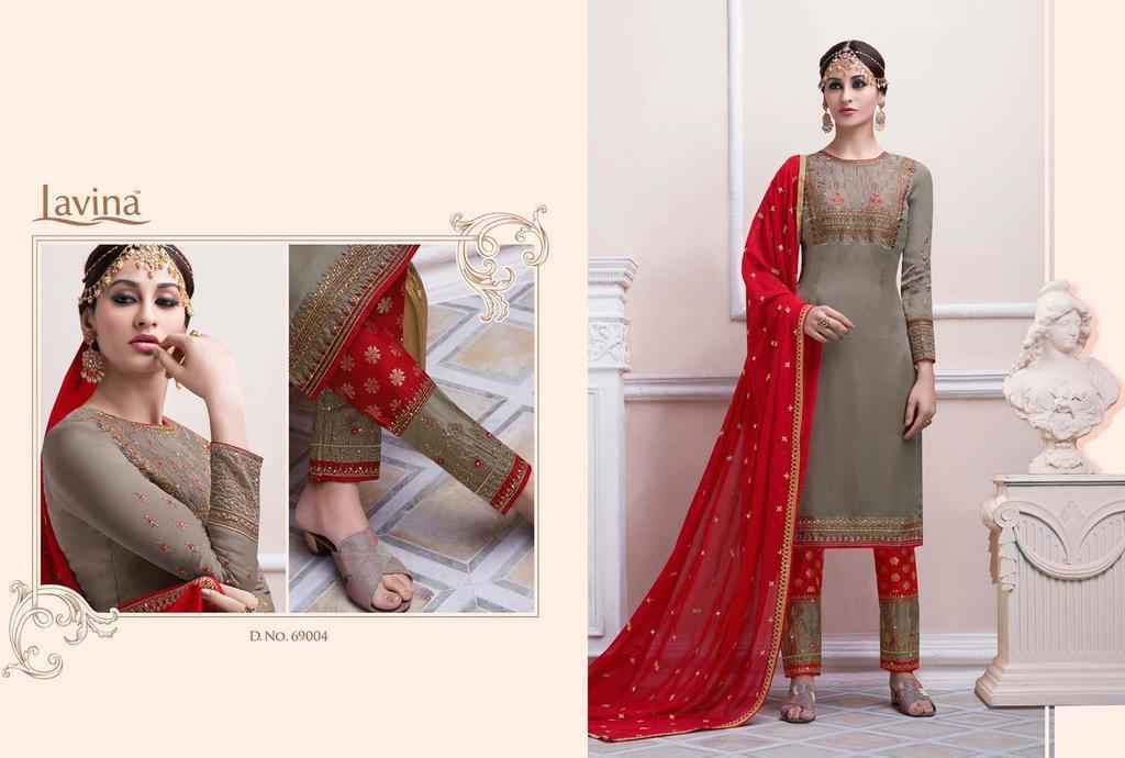 Latest Designer Pakistani Suits