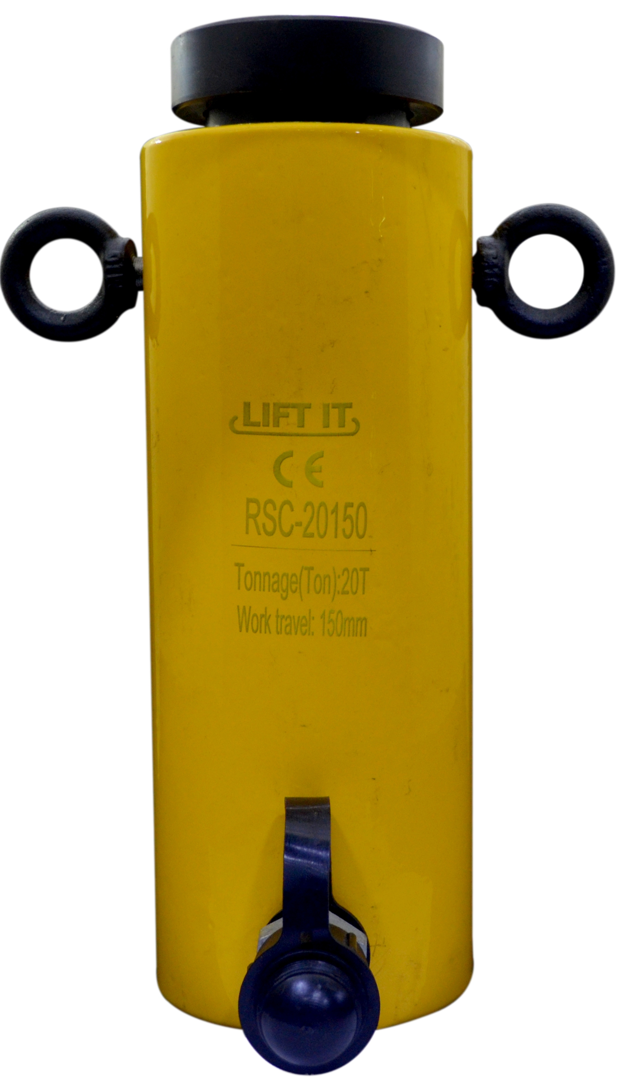 Hydraulic Jack Single Acting Cylinder Type