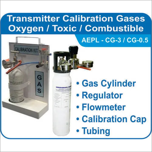 Gas Calibration Kit