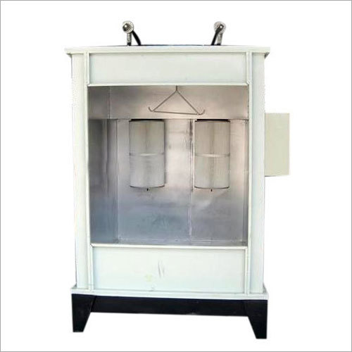 Small Powder Spray Booth