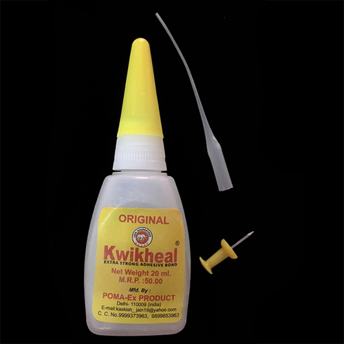 20 ml Kwikheal Strong Instant Adhesive