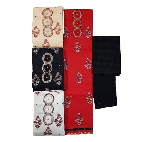 Ladies Designer Salwar Kameez Fabric