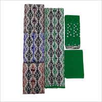 Printed Salwar Kameez Fabric