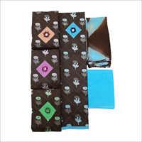 Printed Cotton Salwar Kameez Fabric