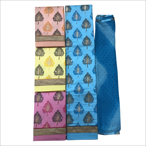 Ladies Salwar Kameez Fabric