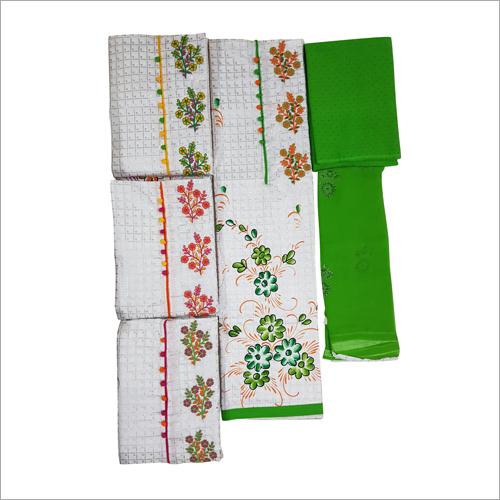 Cotton Salwar Kameez Fabric