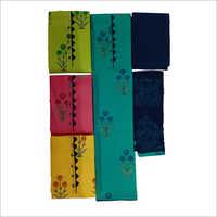 Embroidered Salwar Kameez Fabric