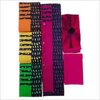 Designer Printed Cotton Salwar Kameez Fabric