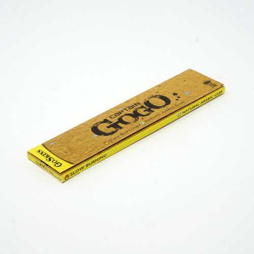 GoSkins Unbleached Brown Rolling Paper