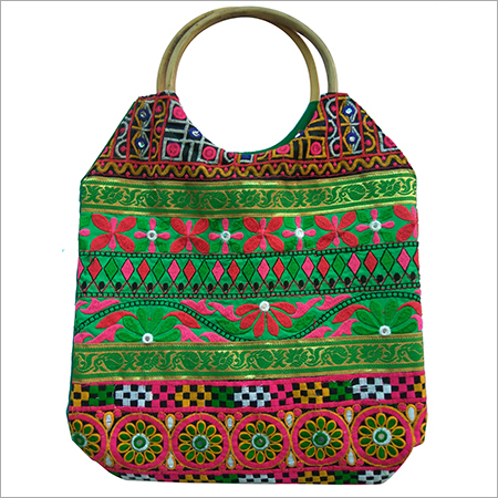 Cotton Fashionable Shoulder Bags