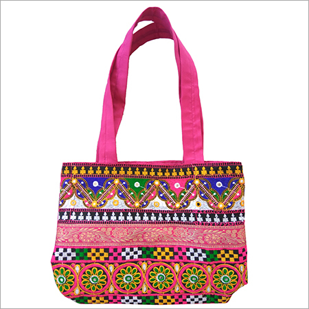 Kutchhi Handicraft Embroidery Designer Bag