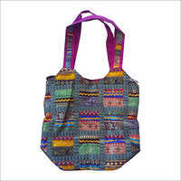 Handicraft Patchwork Shoulder Bag