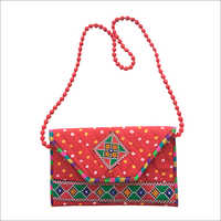 Handicraft Clutch Purse