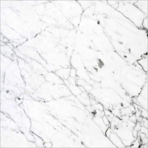 Unpolished White Marble