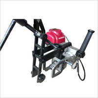 Light Weight Rail Drilling Machine