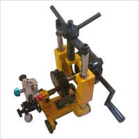 Gas Pipe Cutting Bevelling Machine