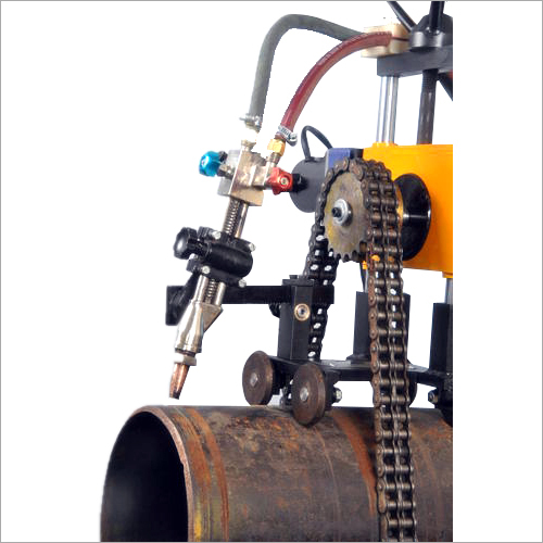 Pipe Gas Cutting Beveling Machine