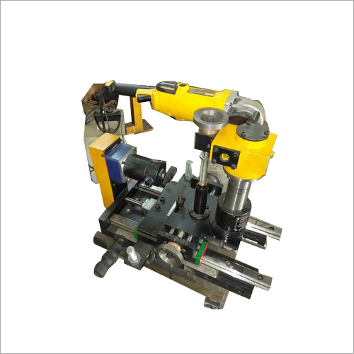Industrial Portable Keyway Milling Machine