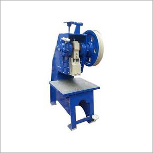Semi Automatic Footwear Making Machine