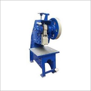 Semi Automatic Footwear Making Machine