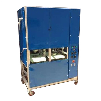 Fully Automatic Paper Dona Plate Thali Making Machine