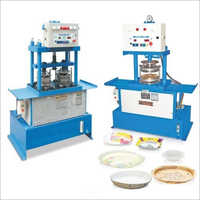 Automatic Hydraulic Paper Plate Thali Machine
