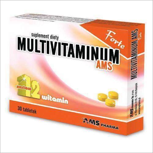 Multivitamin AMS Tablet