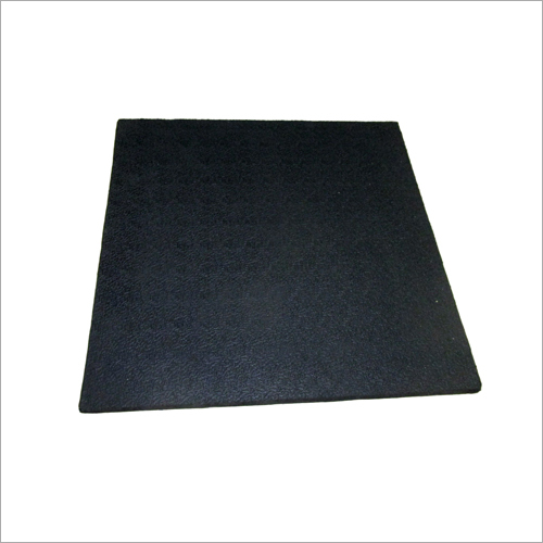 Textured Rubber Tile