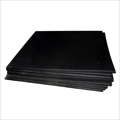 Black Rubber Tile