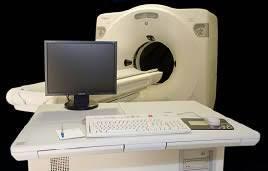 GE CT Scanner