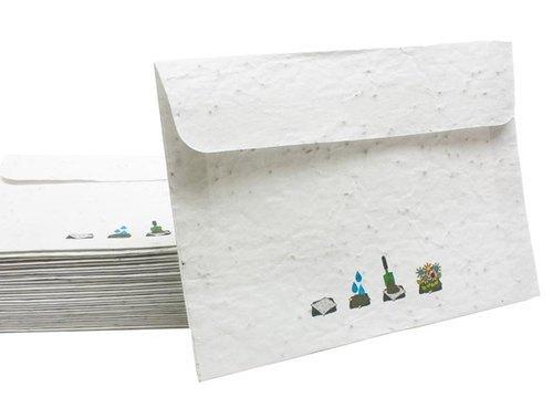 seed paper envelop