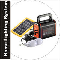 Home Lighting System Battery