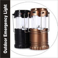 Outdoor Emergency Light Battery