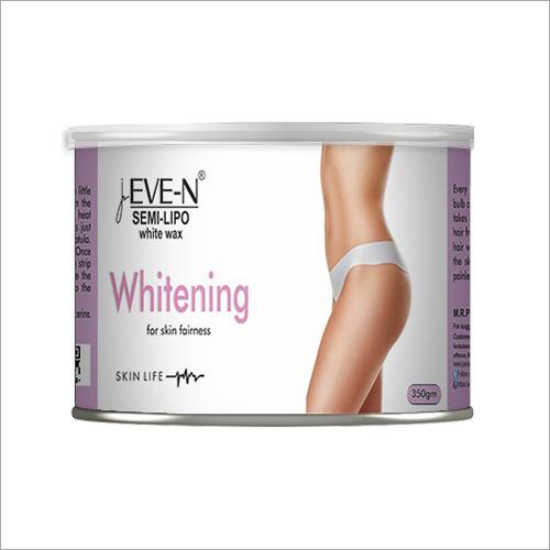 350gm Whitening White Wax