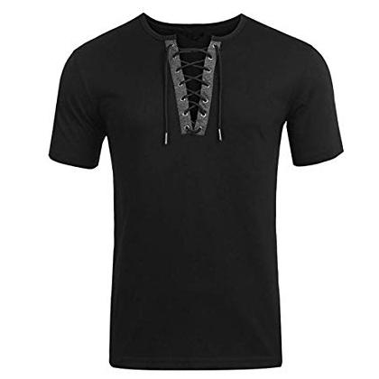 Black Mens T-Shirt