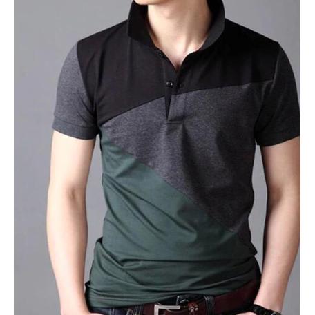 Half Sleeves Polo T Shirt