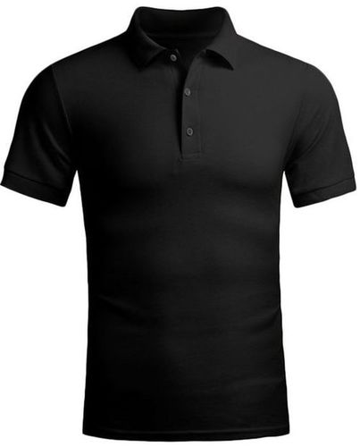 Black Super Combed Polo T shirt  --------   Rs 220/ Piece