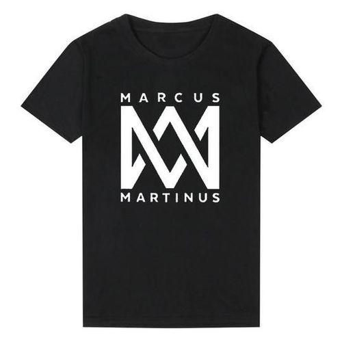Mens Body Fit Printed T Shirt