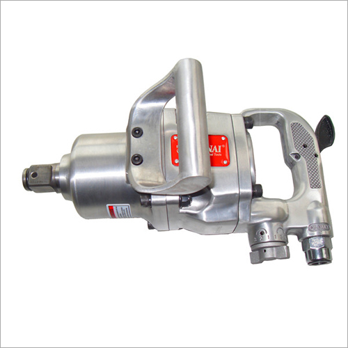 Straight Twin Hammer Structure Air Impact Wrench