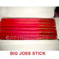 Big Joss Stick with golden handle