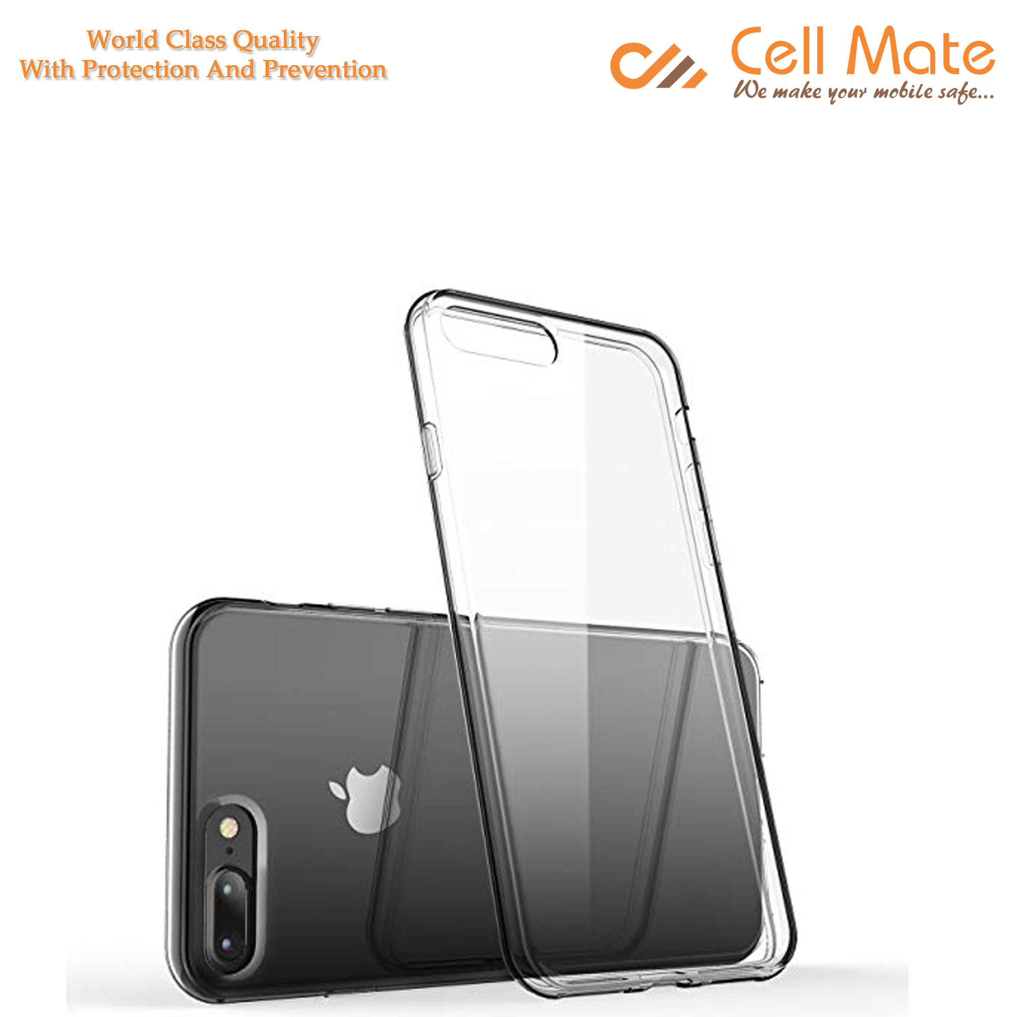 Transparent Clear Mobile Cases