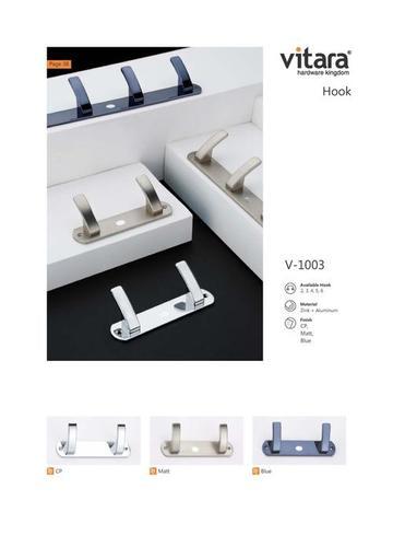 Aluminum Wall Hook