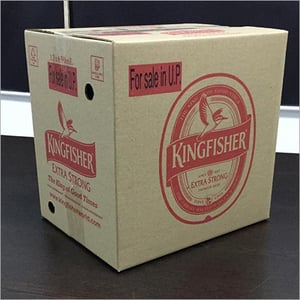 Box for beverages