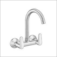 Altius Wall Mounted Sink Mixer