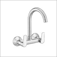 Theta Wall Mounted Sink Mixer