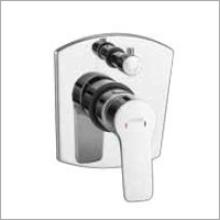 Theta Single Lever Concealed Diverters