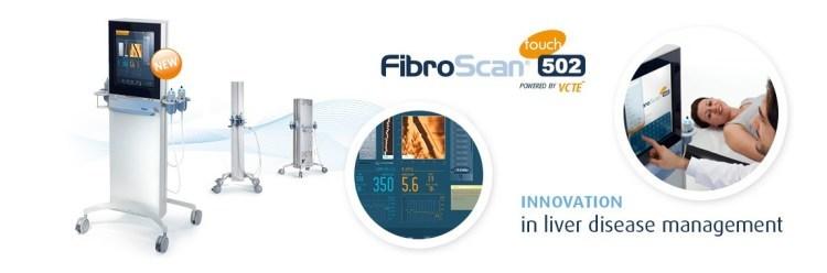 Fibroscan 502 Touch