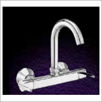 D-Series Wall Mounted Sink Mixer