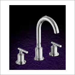 Tarim Three Hole Basin Mixer